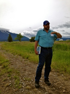 Dale Becker, wildlife biologist with the Confederated Salish and Kootenai Tribes, discusses wildlife highway crossings, grizzly-chicken conflicts, and reintroduction efforts on the Flathead Reservation.